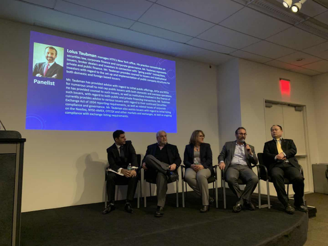 2019 - 01-22 NY HCD I-O Discussion Panel