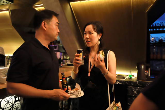 2019 - 07-31 Shanghai Summer Healthcare Mixer