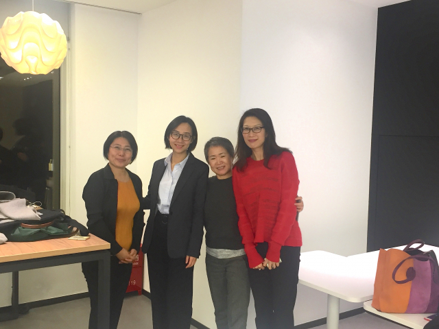 2017 - 11-22 SH Panel Discussion on Innovation in China Senior Care