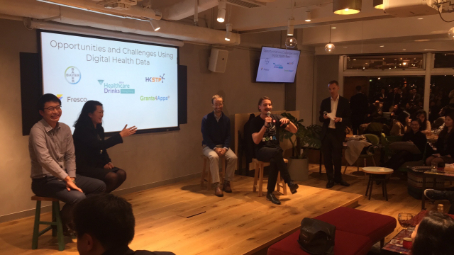 2017 - 12-14 HK Opportunities and Challenges  Using Digital Health Data