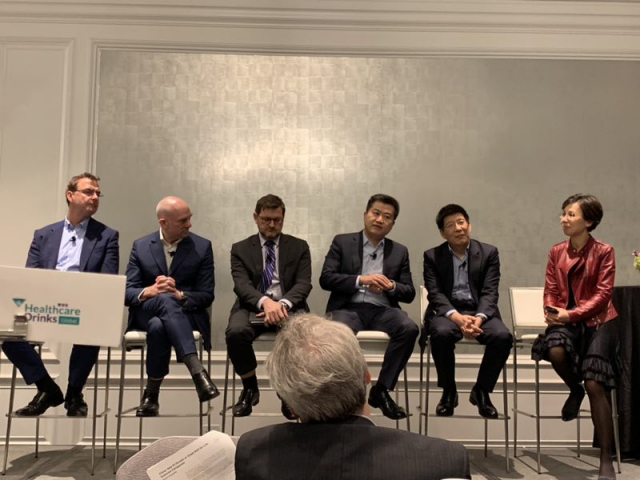 2019 - 01-07 HCD - SAPA - McDermott Panel Discussion at JP Morgan